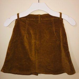 PacSun Skirts - PacSun button down skirt